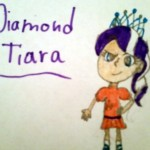 Diamond Tiara by Jessi