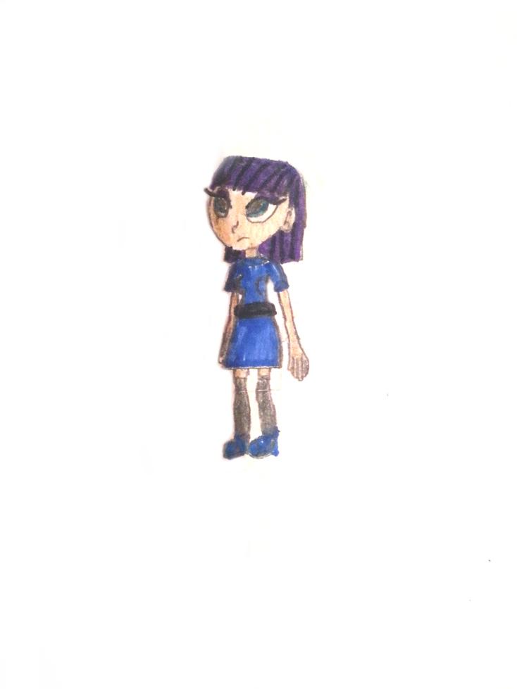 Maud Pie by Jessi