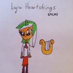 Lyra Heartstrings by Dua Hashimi